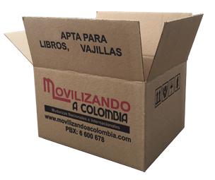 Caja para empacar mudanzas