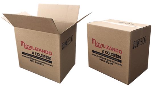 Cajas para trasteos