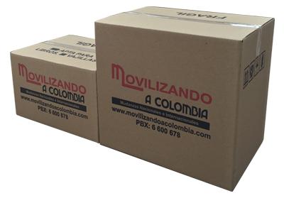 Cajas de cart n para mudanzas movilizando a colombia - Cajas de mudanza ...