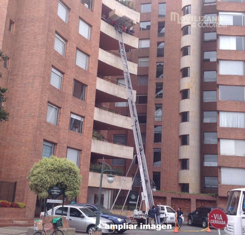 Mudanzas y trasteos Bogotá
